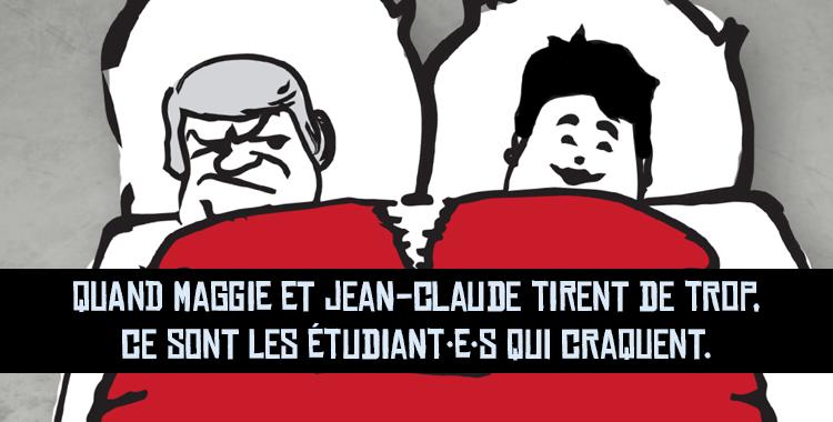 Campagne FEF réforme allocations études